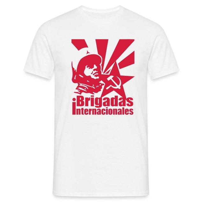 Spanish Civil War - Brigadas Internacionales T-Shirt