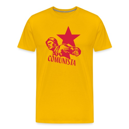 Comunista T-Shirt - Men's Premium T-Shirt
