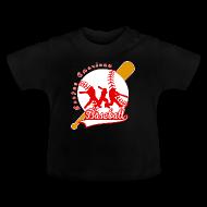 Tee shirts Bébés ~ Tee shirt Bébé ~ T shirt bébé baseball league american