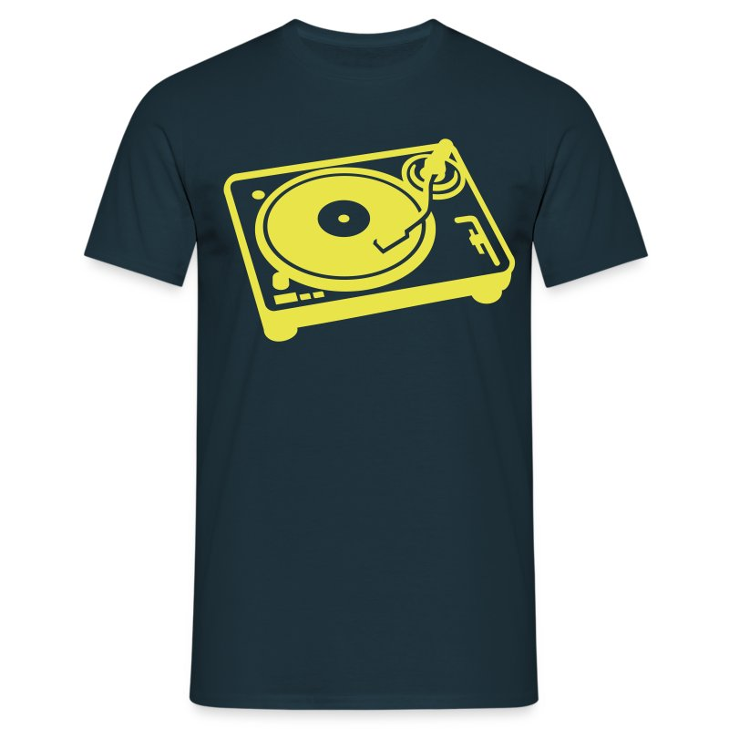 Turntable T-shirt - Men's T-Shirt
