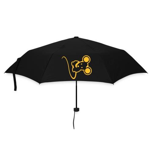 Yellow Oops-mouse Umbrella - Umbrella (small)
