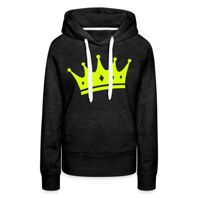 Crown Hoodie for women