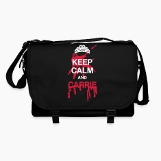 Keep calm and Carrie Bags