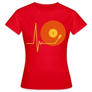 Record T-Shirt for women - Women's T-Shirt