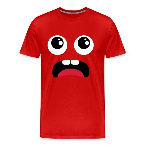 SCARED - Men's Premium T-Shirt