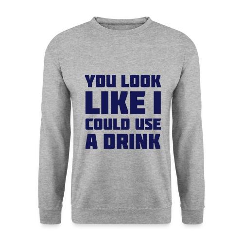 Funny Sweatshirt - Men's Sweatshirt