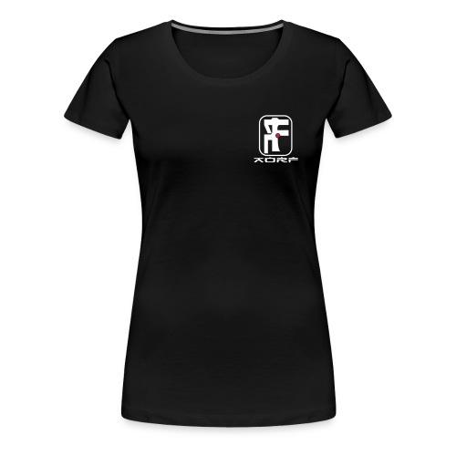 For Ladies - Naisten premium t-paita