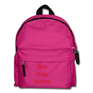 help Autism bag - Kids' Backpack