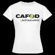 T-Shirts ~ Women's T-Shirt ~  CAFOD T-shirt