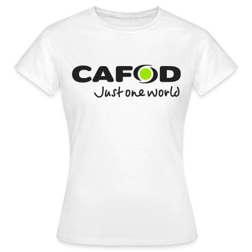 CAFOD T-shirt - Women's T-Shirt