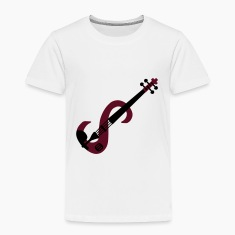 electric violin_2_v1 Shirts