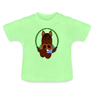Tee shirts Bébés ~ Tee shirt Bébé ~ T shirt bébé cheval