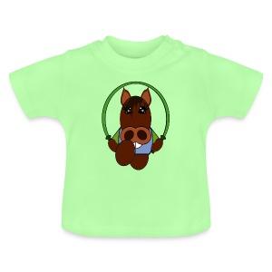 T shirt bébé cheval - T-shirt Bébé