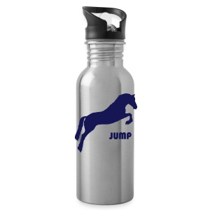 Jumping Horse Water Bottle - Water Bottle
