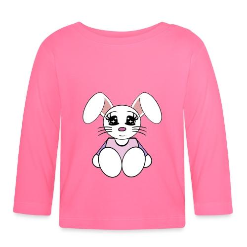 T shirt bébé lapin - T-shirt manches longues Bébé