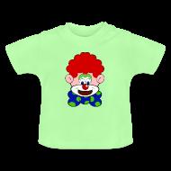 Tee shirts Bébés ~ Tee shirt Bébé ~ T shirt bébé clown