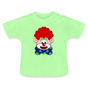T shirt bébé clown - T-shirt Bébé
