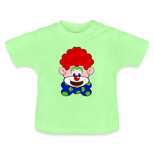 T shirt bébé clown - T-shirt Bébé