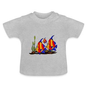 T shirt bébé poissons - T-shirt Bébé