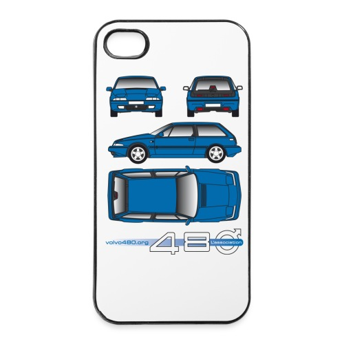 Coque iPhone - Association - Coque rigide iPhone 4/4s