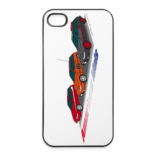 Coque iPhone 4 - Idols - Coque rigide iPhone 4/4s