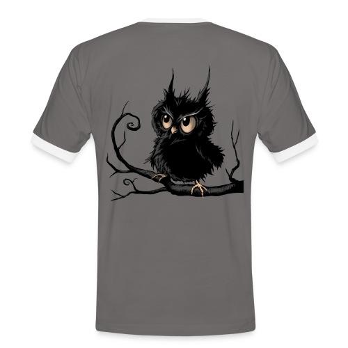 lapin amoureux - T-shirt contrasté Homme