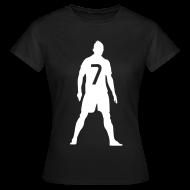 T-Shirts ~ Women's T-Shirt ~ Ronado CR7