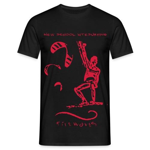 T-shirt stampa flex - Maglietta da uomo
