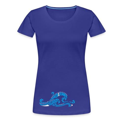 Women's T-shirt - Vrouwen Premium T-shirt