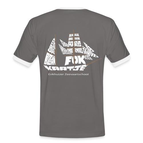 Men's Contrast T-shirt - Mannen contrastshirt