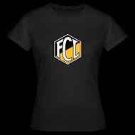T-Shirts ~ Frauen T-Shirt ~ FC Lauingen Damen T-Shirt