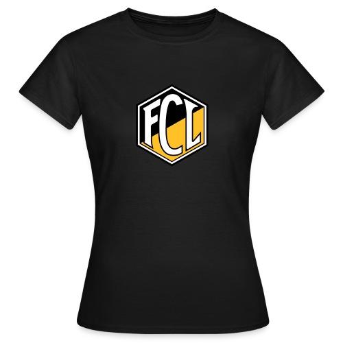 FC Lauingen Damen T-Shirt - Frauen T-Shirt