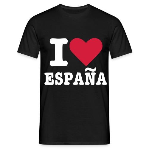 Espagne - T-shirt Homme
