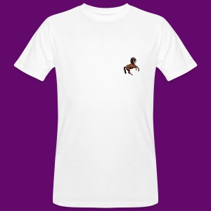 CHEVAL CABRE CRÉATION LOUIS RUNEMBERG - T-shirt bio Homme