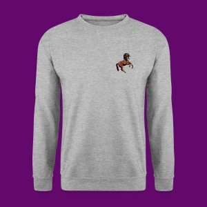 CHEVAL CABRE CRÉATION LOUIS RUNEMBERG - Sweat-shirt Homme