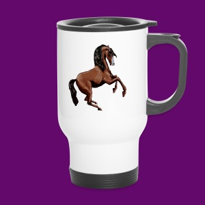 CHEVAL CABRE CRÉATION LOUIS RUNEMBERG - Mug thermos