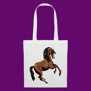 CHEVAL CABRE CRÉATION LOUIS RUNEMBERG - Tote Bag