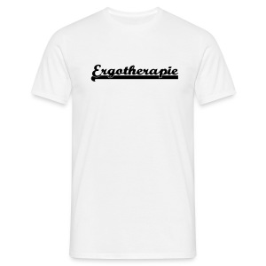 Ergotherapie Teamsport - Männer T-Shirt