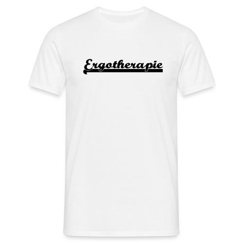 Ergotherapie Teamsport - Männer T-Shirt