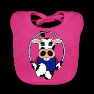 Bavoirs Bébés ~ Bavoir bio Bébé ~ Bavoir bébé vache