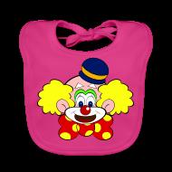 Bavoirs Bébés ~ Bavoir bio Bébé ~ Bavoir bébé clown