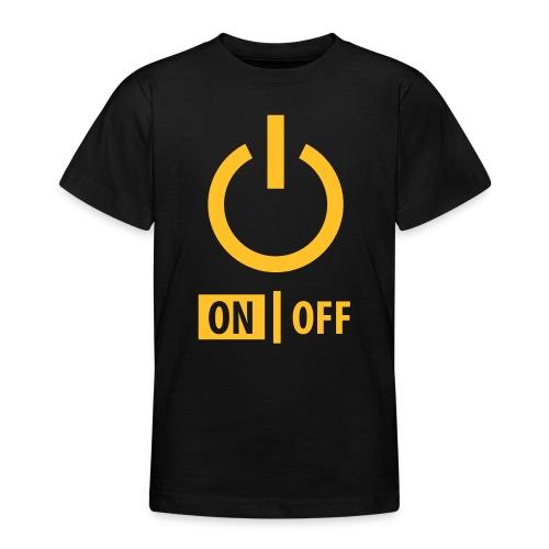 OnOff- T-Shirt - Teenage T-Shirt