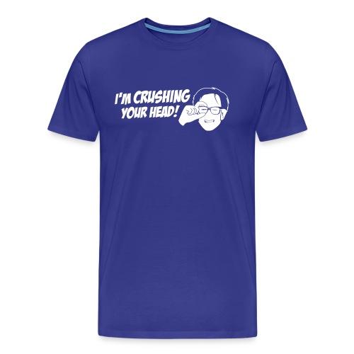 Headcrusher - Kids In The Hall - Men's Premium T-Shirt