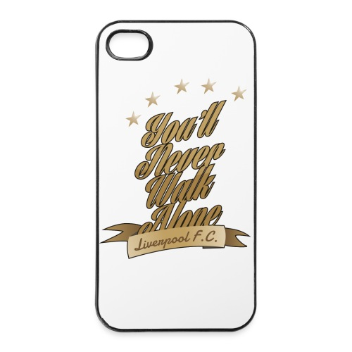 YNWA Gold iPhone 4/4s - iPhone 4/4s Hard Case