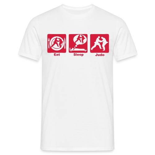 T-shirt Judo - T-shirt Homme