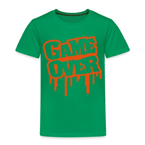 Game Over! Kid's T-Shirt - Kids' Premium T-Shirt