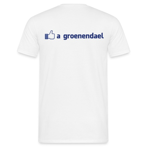 like a Groenendael - T-shirt Homme