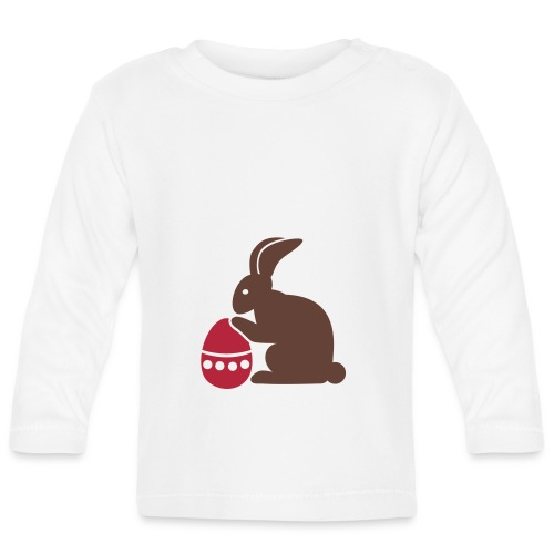 Easter Bunny baby top - Baby Long Sleeve T-Shirt