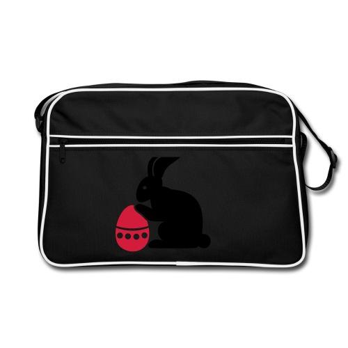 Easter Bunny retro bag - Retro Bag