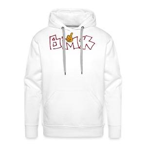 POUCE BMX - Sweat-shirt à capuche Premium pour hommes